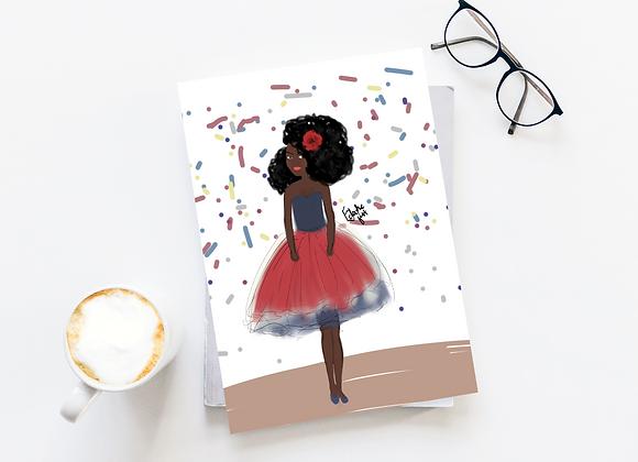 Sunny | Greetings card