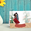 Thumbnail: Let it snow | Greetings card