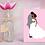 Thumbnail: Kiss the bride | Greetings card