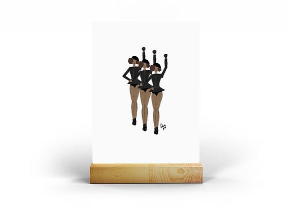 Formation 3 | Greetings card