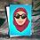 Thumbnail: Hijab on fleek | Greetings card