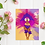 Thumbnail: Bacchanal | Greetings card