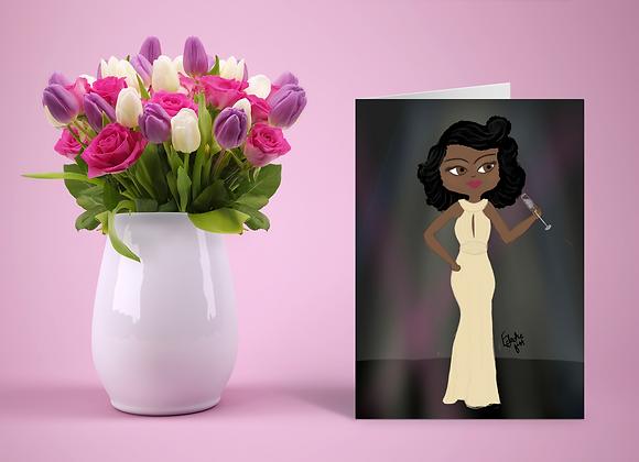 Simone | Greetings card