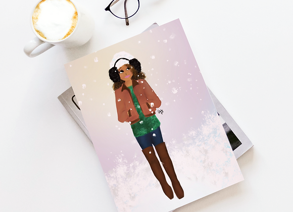 Thoughtful | Greetings card