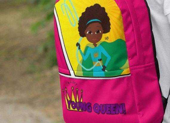 Classic Backpack | Young Royals | Mara