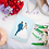 Thumbnail: Just me and you | Greetings card