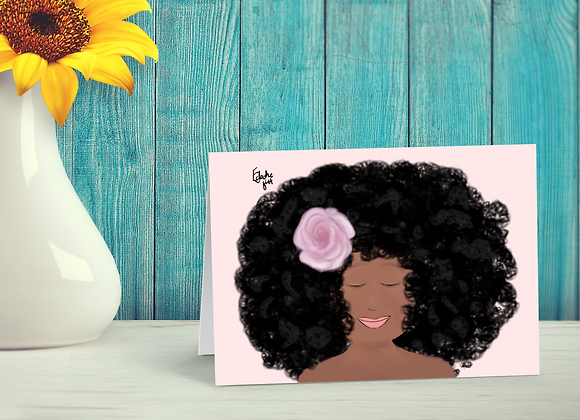 Blossom | Greetings card