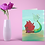 Thumbnail: Ariel like you | Greetings card