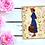 Thumbnail: Mary like me | Greetings card