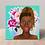 Thumbnail: Bajan Beauty | Greetings card