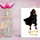 Thumbnail: Heroes - Queen of everything   Greetings card