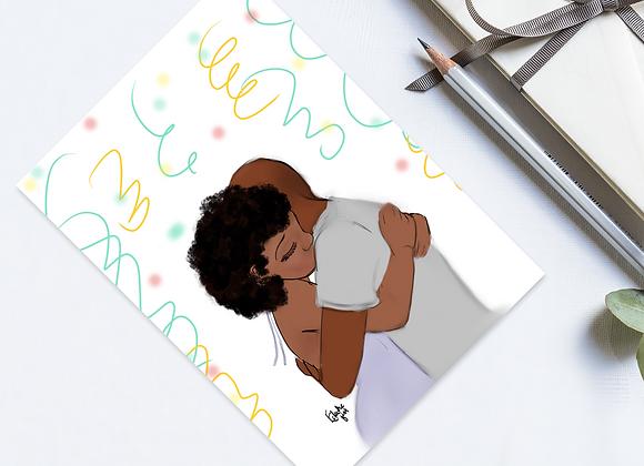 I got you | Greetings card