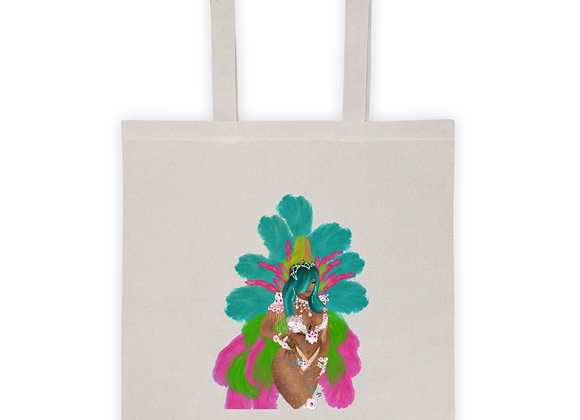 Aura |Natural 100% cotton Tote bag