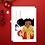 Thumbnail: From me to you | Christmas | holiday season | Greetings card