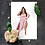 Thumbnail: Baby pink | Greetings card