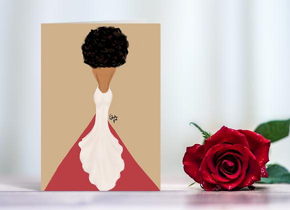 Aisle | Greetings card