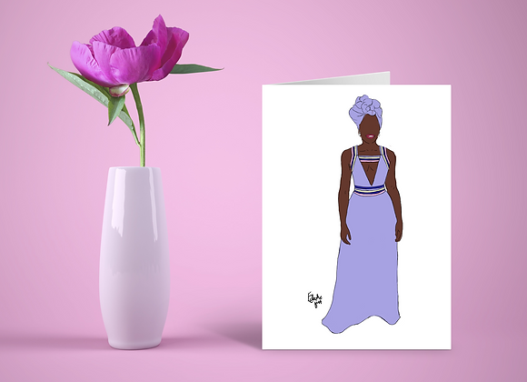 Lupita (1) | Greetings card