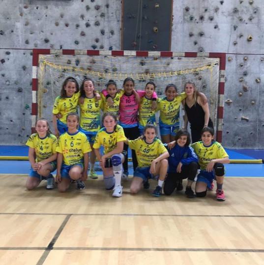 U13F championnes du var !!