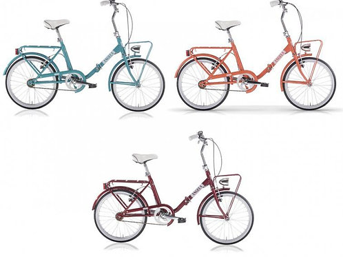 "Vélo Pliant ANGELA 20"""