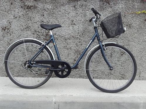 Vélo ville 5 vitesses, panier
