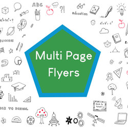 Multi Page Flyer