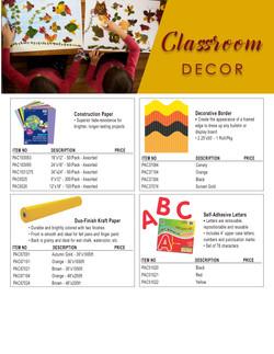 Fall Classroom Activities Flyer-Final
