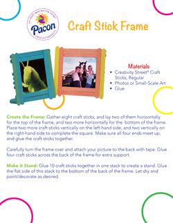 Craft-Frame