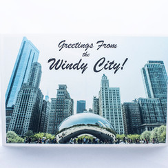 Greetings From the Windy City