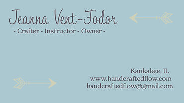 Business Card Back for Client