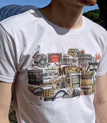 Newcastle Venues T-shirt