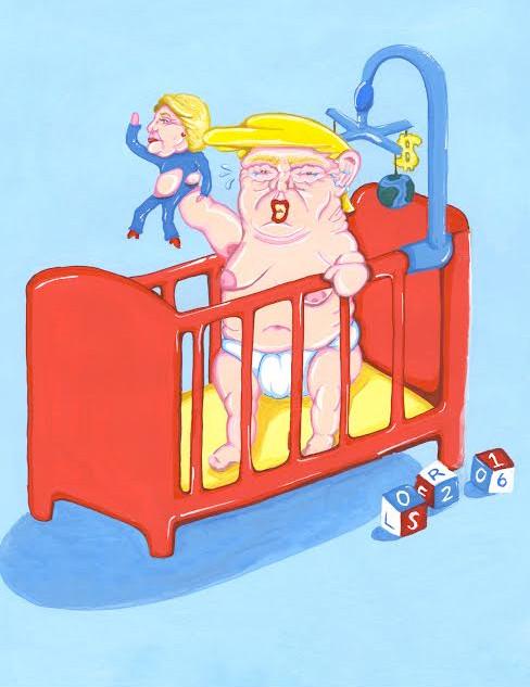 Trump Losing