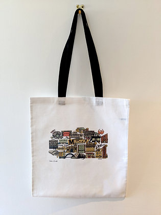 Newcastle tote bag
