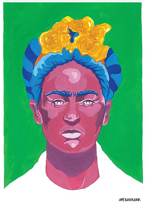 Frida print