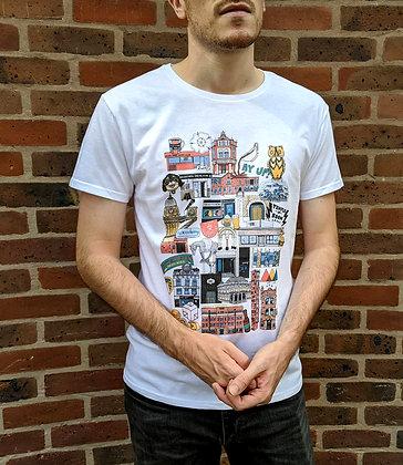Leeds Venues T-shirt