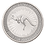 Thumbnail: Australian Kangaroo One Ounce Silver Coin
