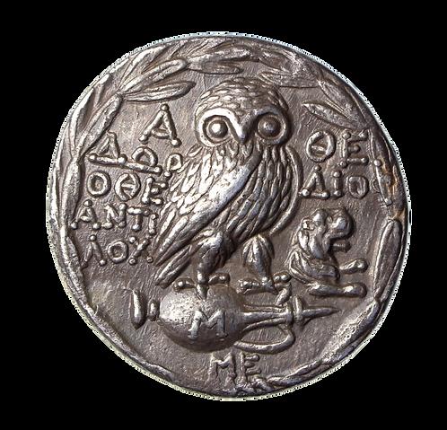 Athens Attica Silver
