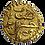 Thumbnail: OTTOMAN EMPIRE, GOLD ¼-SULTANI, JAZA'IR, AH1159