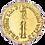 Thumbnail: TITUS, GOLD AUREUS
