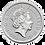 Thumbnail: Britannia One Ounce 2021 Silver Coin