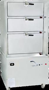 三門海鮮電磁+電熱蒸櫃 | 型號:VG-CD3-A20