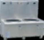 雙頭低湯爐(灶) | 型號:VG-S2B-A15*2
