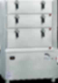 三門海鮮電磁+電熱蒸櫃 | 型號:VG-CD3-A30
