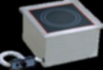 嵌入式平頭爐