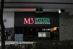 M3 Italian - 大圍