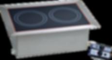 雙頭嵌入式平頭爐