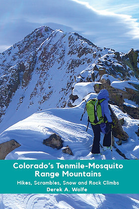 Colorado's Tenmile-Mosquito Range Mountains