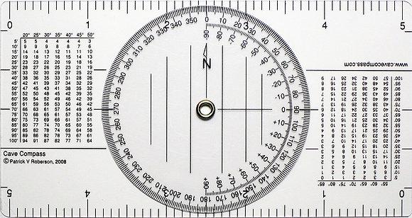 Cave Compass - Standard