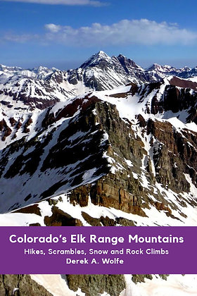 Colorado's Elk Range Mountains