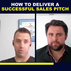 How To Deliver A Successful Sale Pitch .