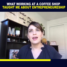 What working At A Coffee Shop Taught Me